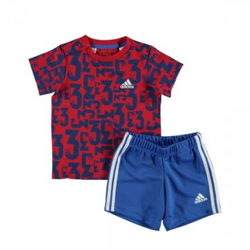 Sports Outfit for Baby Adidas I Sum Count - 80