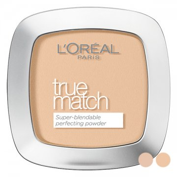 Compaktní purdry Accord Perfect L'Oreal Make Up - D5