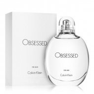 Men's Perfume Obsessed Calvin Klein EDT - 125 ml