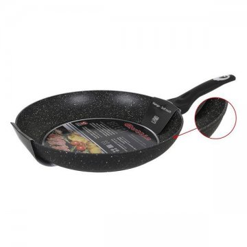 Non-stick frying pan Quttin Černý - Ø 26 cm