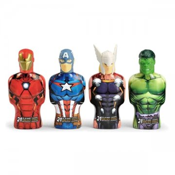 2-in-1 Gel a šampon Avengers Thor Cartoon (475 ml)