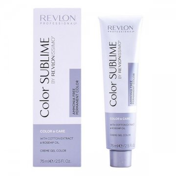 Barva bez amoniaku Color Sublime Revlon - 6 - 75 ml