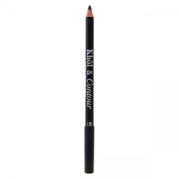 Eye Pencil Khôl&contour Bourjois - 007 - Dark Purple - 1,2 g