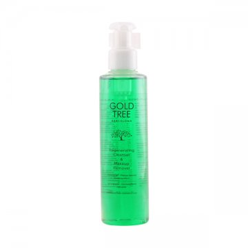 Facial Make Up Remover Regenerating Cleanser Gold Tree Barcelona - 200 ml