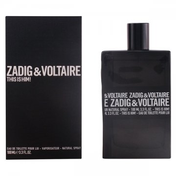 Men's Perfume This Is Him! Zadig & Voltaire EDT - 30 ml