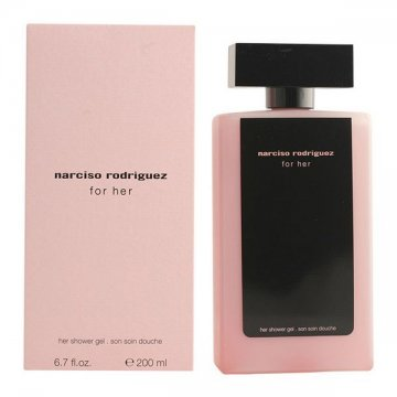 Sprchový gel For Her Narciso Rodriguez (200 ml)