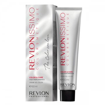 Permanentně Barvící Krém Revlonissimo Color Revlon (60 ml) - 4,65 - medium mahogany red