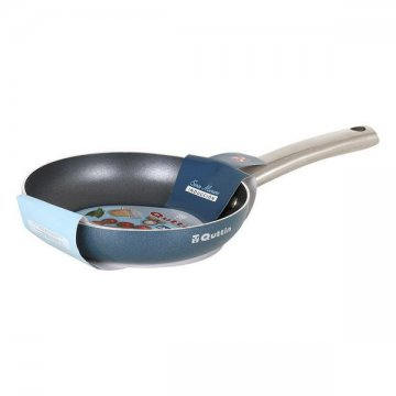 Non-stick frying pan Quttin Modrý - Ø 24 cm