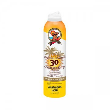Ochranný spray proti slunci Premium Coverage Australian Gold SPF 30 (177 ml)