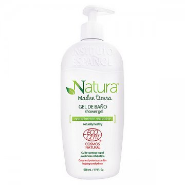 Koupací gel Natura Madre Tierra Instituto Español (500 ml)