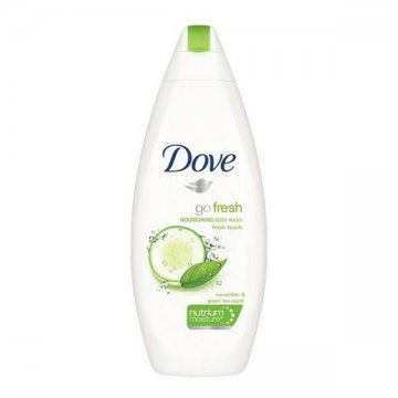 Sprchový gel Go Fresh Dove (700 ml)