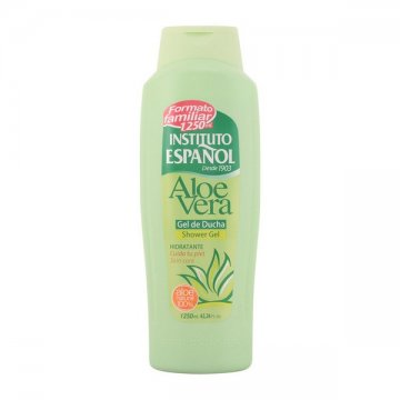Moisturising Bath Gel with Aloe Vera Instituto Español (1250 ml)