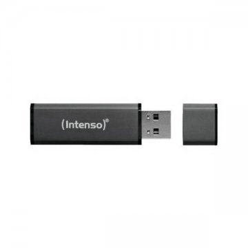 Flash Disk USB a Micro USB INTENSO ALU LINE 64 GB Antracit