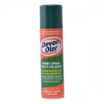 Foot Deodorant Spray Sport Devor-olor - 150 ml