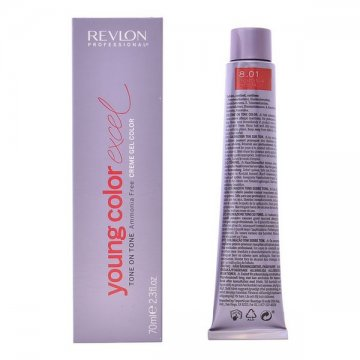 Barva bez amoniaku Young Color Revlon - 2.10 - 70 ml