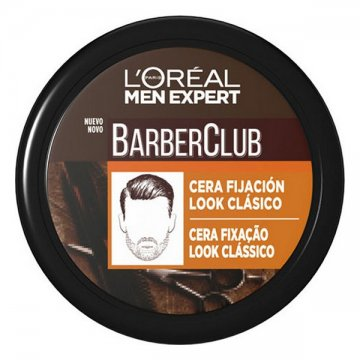 Jemný fixační vosk Men Expert Barber Club L'Oreal Make Up (75 ml)