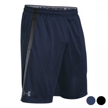 Men's Sports Shorts Under Armour 1271940 - Námořnický Modrý, S