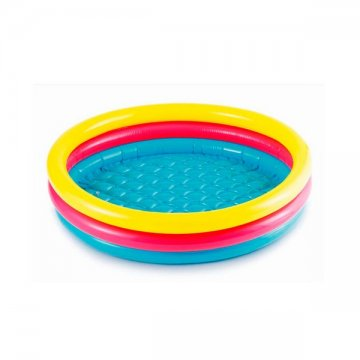 Inflatable Paddling Pool for Children - 61 x 22 cm